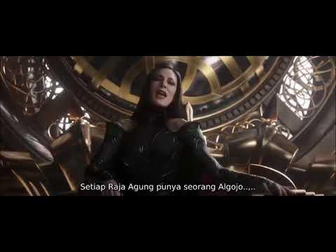 Thor Ragnarok subtitle indonesia|| Full movie... part 2 --- HD