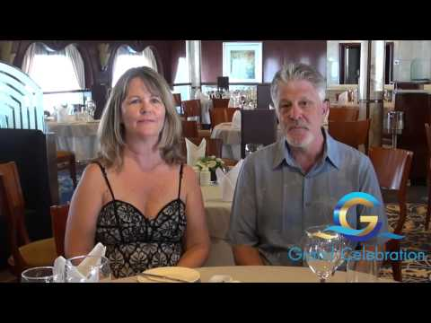 Gary and Mary's Grand Celebration Cruise Testimonial