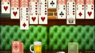 Irish Pub Solitaire Cards Free YouTube video