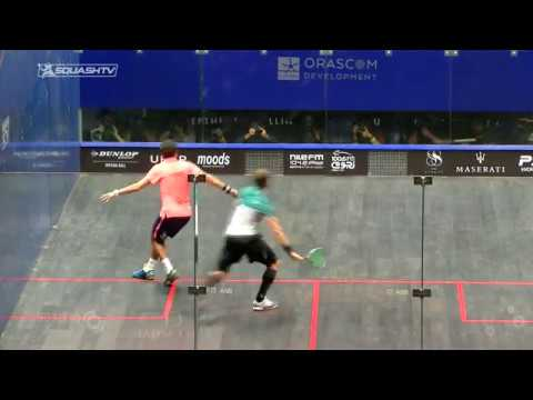 Squash tips: How do you create check mate?