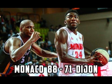 Pro A — Monaco 88 - 71 Dijon — Highlights