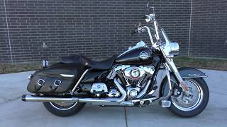 10. 640302   2009 Harley Davidson Road King Classic   FLHRC