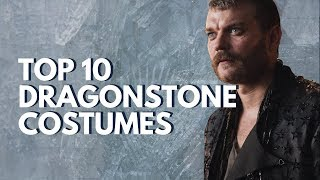 A countdown on the Top 10 Most Compelling Costumes from Game of Thrones Season 7 Episode 1. Major Spoilers! Check back next week for another episode.