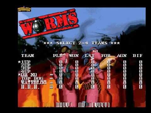 worms amiga online