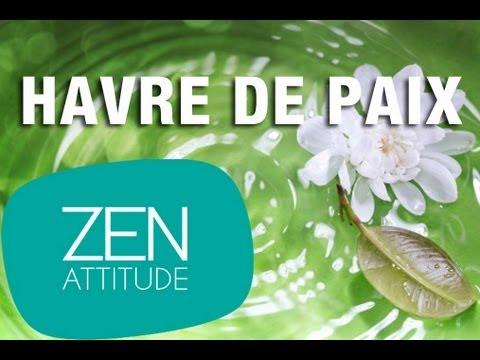 comment trouver la zen attitude