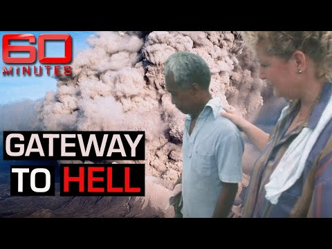 Philippines volcano turns the richest town into gateway to hell | 60 Minutes Australia
