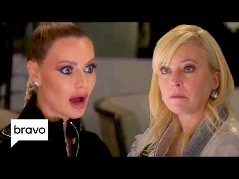 Sutton Stracke Tells Dorit Kemsley to Shut Up | RHOBH Highlights (S10 Ep5)