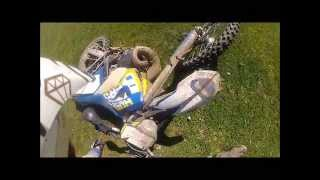 1. Husaberg TE250 Amberley trail ride 2014