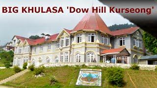 Kurseong India  city photo : Dow Hill Kurseong West Bengal Haunted Palace (डॉव हिल) Victoria School (short movie - documentary)