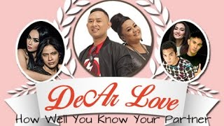 'How Well You Know Your Partner' bareng Armand & Dewi Gita