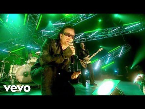 U2 - Miracle Drug (Live)