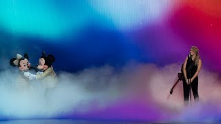 """Video Tori Kelly """"Colors of the Wind"""" Performance - Mickey's 90th Spectacular MP3, 3GP, MP4, WEBM, AVI, FLV November 2018"""
