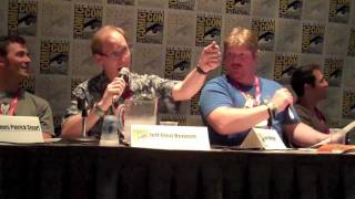 The Penguins Of Madagascar  <b>Jeff Bennett</b> And John DiMaggio  The Bus Called Graveyard Eight