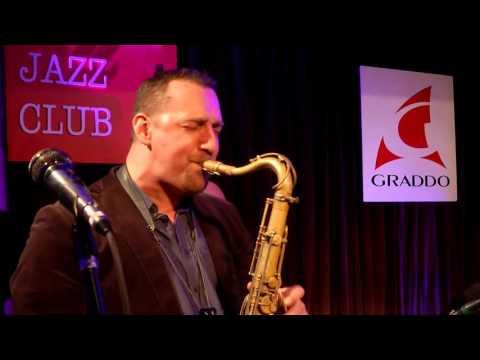 Ondřej Štveráček Quartet feat. Gene Jackson Reduta Jazz Club