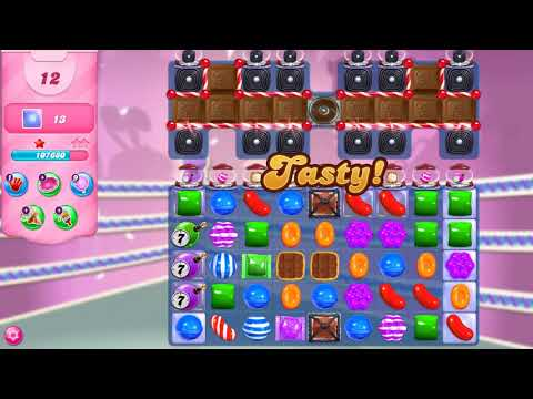 Candy Crush Saga Level 3671 NO BOOSTERS