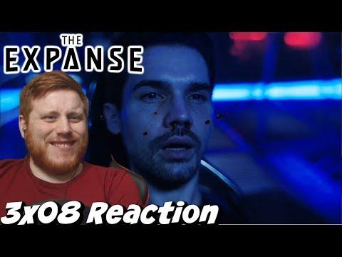 "The Expanse Season 3 Episode 8 Reaction ""It Reaches Out"""