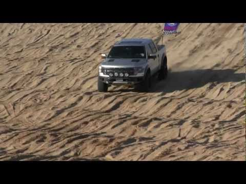 pismo - Met up with 4 other Raptor owners to hit the dunes. Music by: Thousand Foot Krutch.
