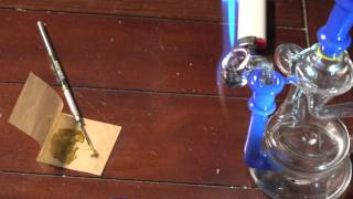 🍁  Kwiis Hamilton Glass Pipe Recycler 🍁 by Urban Grower