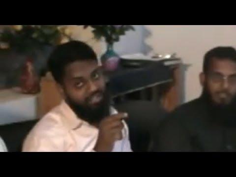 வெளியாகிய பயங்கரவாதி  சஹ்ரானின்  புதிய பரபரப்பு காணொளி  Shkruan Latest Video | Easter Sunday | Sri Lanka | Hiru News | Tamil | Sooriyan Fm