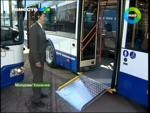 Второй тур муниципальных выборов в Молдове. Эфир 19.06.2011