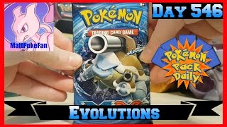 Pokemon Pack Daily Generations Booster Opening Day 546 - Featuring MattPokeFan by ThePokeCapital