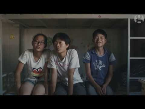 The forgotten children of China's prisoners | Guardian Docs (видео)