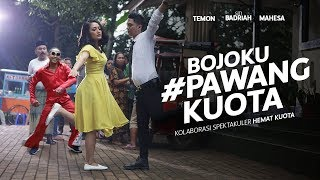Siti Badriah & Mahesa Ofki (ft. Temon) - Bojoku #PawangKuota (Official Music Video)