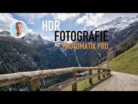 * HDR Software Photomatix Pro - HDR Fotografie Tutorial Deutsch - Natürliche HDR-Bilder *