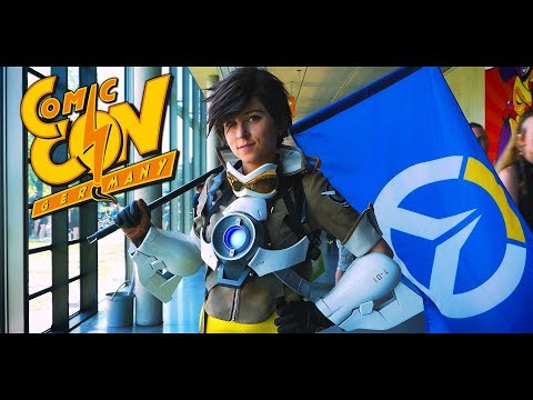 Comic Con Germany 2018 Cosplay Music Video