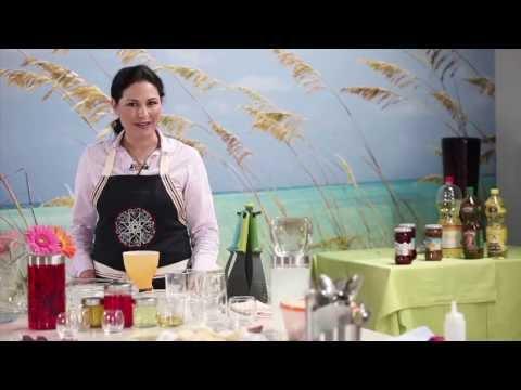 Choumicha: Soupe de tomates au basilic