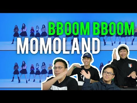 Video MOMOLAND explode with