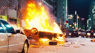 Nonton FAST and FURIOUS: TOKYO DRIFT - City Chase / Han Dies (RX7 & EvoX vs 350Z & 350Z) #1080HD Film Subtitle Indonesia Streaming Movie Download