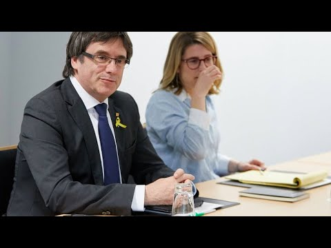 Abstimmung in Katalonien: Puigdemont soll wieder Regier ...