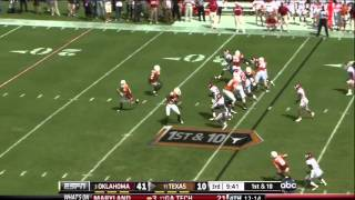 Ronnell Lewis vs Texas 2011