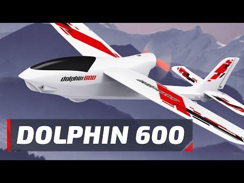 Радиоуправляемый самолет Pilotage Dolphin 600