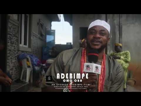 AdebimpeOmoOba movie {Odunlade Adekola}