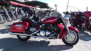 2. 006961 - 2009 Yamaha Royal Star Tour Deluxe - Used Motorcycle For Sale