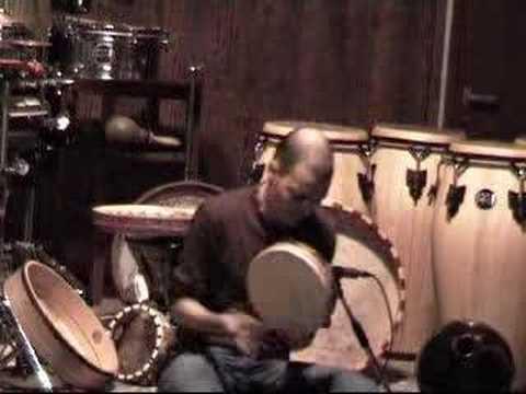 Riccardo ed i tamburi a cornice: session 1