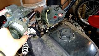 6. Yamaha wolverine starter issues
