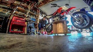 3. Panterra 110cc Pitbike Update #2