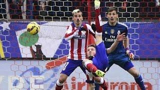 Video Atlético de Madrid 4-0 Real Madrid | Goles | COPE | 07/02/2015 MP3, 3GP, MP4, WEBM, AVI, FLV Juni 2017