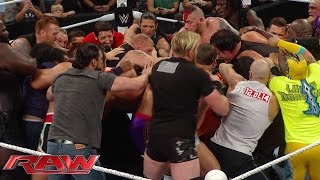 Unseen footage of the brawl between Undertaker and Brock Lesnar: WWE.com Exclusive, July 25, 2015 full download video download mp3 download music download