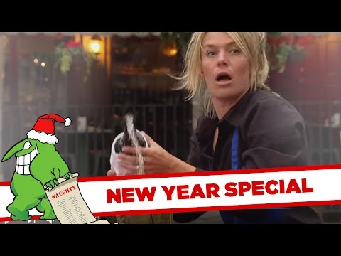 Funny Video – New Year's Pranks – Best of Just For Laughs Gags