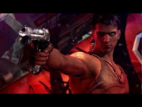 New DmC Devil May Cry Video Shows Off the Voice Actors