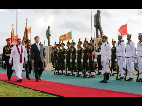 port - President Mahinda Rajapaksa and Chinese President Xi Jinping will ceremonially launch the construction work of Colombo Port City Project, which consists of 233 hectares, today (Sept. 17)...
