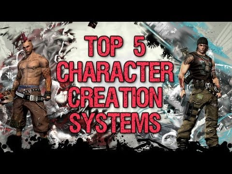 character creation - Hey guys, JamesBl0nde and BakermanBrad here with another top list for you. Every gamer plays for different reasons. Some play for the thrill of the story, ot...