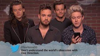 Video Demi Lovato, One Direction & More Read Mean Tweets MP3, 3GP, MP4, WEBM, AVI, FLV Maret 2018
