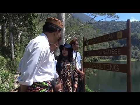 Deputi LIPI Ibu Enny Berkunjung ke Danau Ranamese