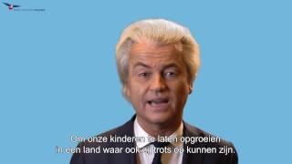 Wilders reageert op uitspraak rechter (video)