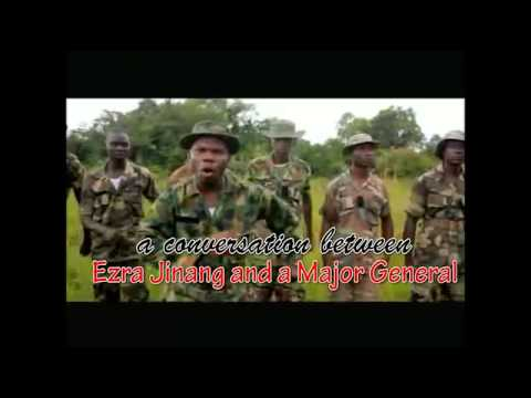 Ezra Jinang Vs Major General  Chibok -a Comedy On